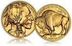1 oz Gold American 24k Buffalo. Current and Back dates available
