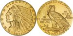 $2.50 Indian Gold Quarter Eagles 1908-1929! Vf Thru Mint State!
