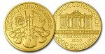 Vienna Austria 1 oz Gold Philharmonic. 24K Random Years