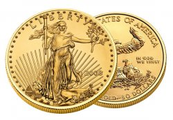 1 oz Gold American Eagle. Current and Back dates available