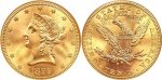 $10.00 Liberty Gold Eagles 1838-1907! Vf Thru Mint State!