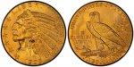 $5 Indian Gold Half Eagles 1908-1929! Vf Thru Mint State!