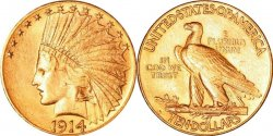 $10.00 Indian Gold Eagles 1907-1932! Vf Thru Mint State!