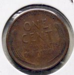 1909 S Lincoln Cent in Fine